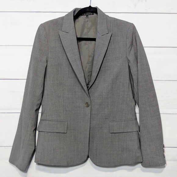 54eaf8fad7 Theory Jackets & Coats | Gabe B Tailor Wool Jacket Blazer 10 M11 ...